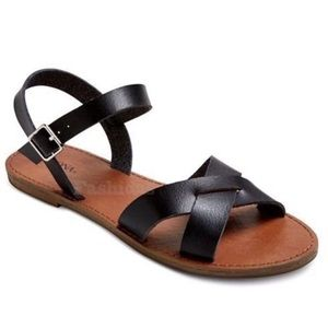 Merona Elke crisscross sandals